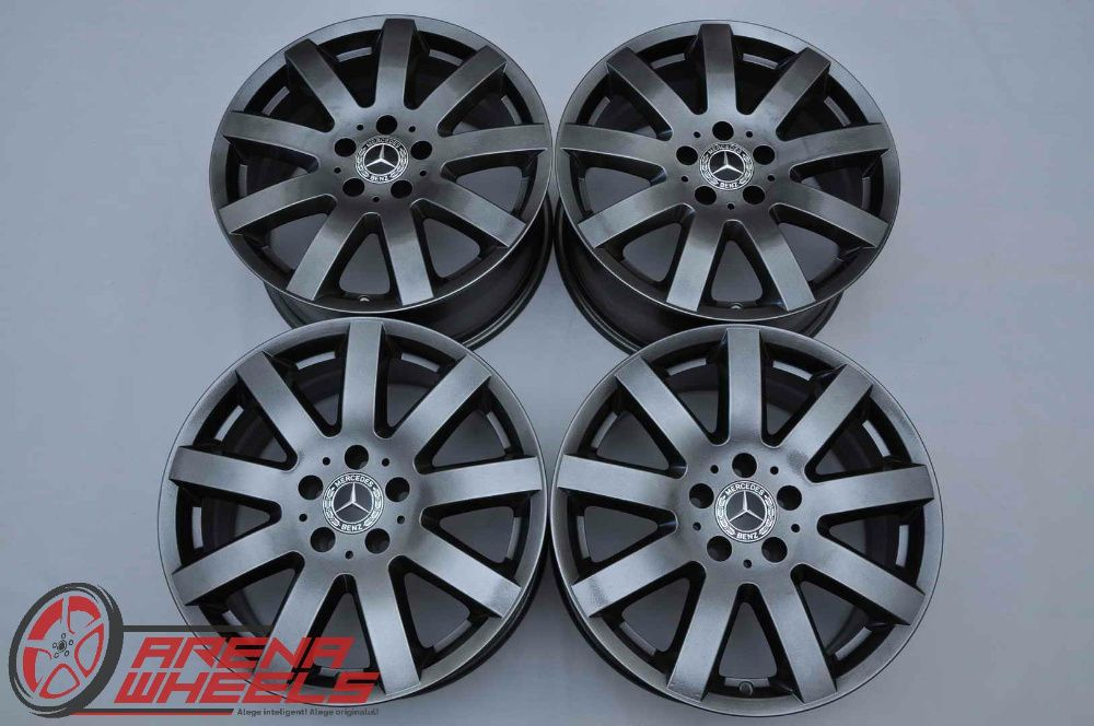 Jante 17 inch Originale Mercedes E-Class W211 W212 W213 R17 Bucuresti - imagine 1