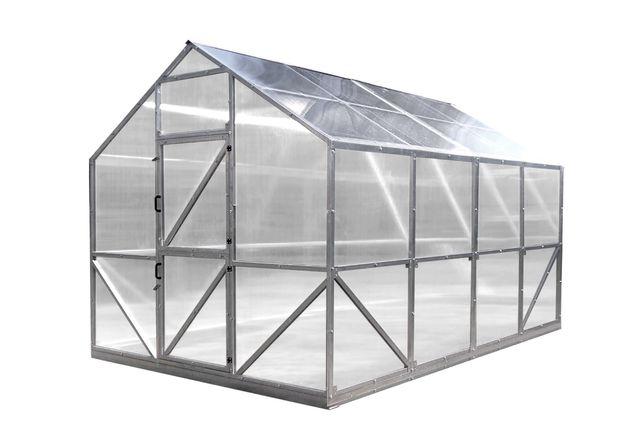 Seră Energon Premium 3x4m oțel galvanizat 40x40mm