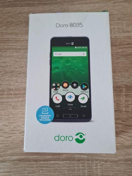Doro 8035 Metallic Blue (DSB-0170)
