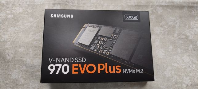 Samsung 970 EVO Plus V-Nand SSD NVME M.2