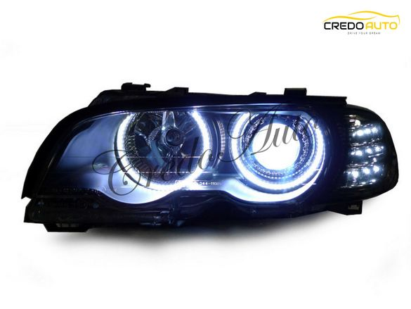 COB AngelEyes - Ангелски очи за BMW E36/E39/E38/E46 Facelift Xenon