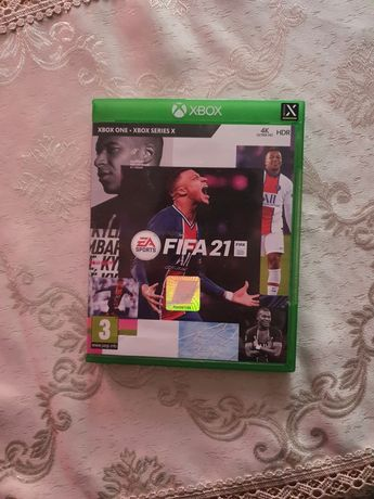 Fifa 21 oxbox one
