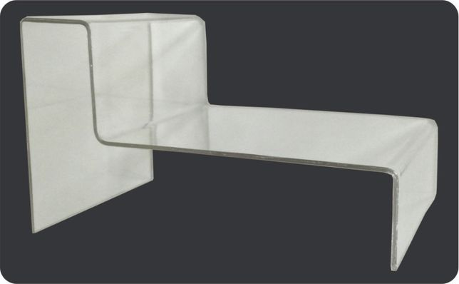 Suport pentru Încălțăminte din Plexiglas Transparent