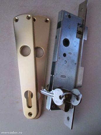 Broasca cu butuc SILD-DRUCAR pentru usa metalica