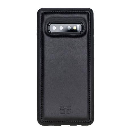 Husa Samsung S10, slim piele naturala premium Bouletta, back cover