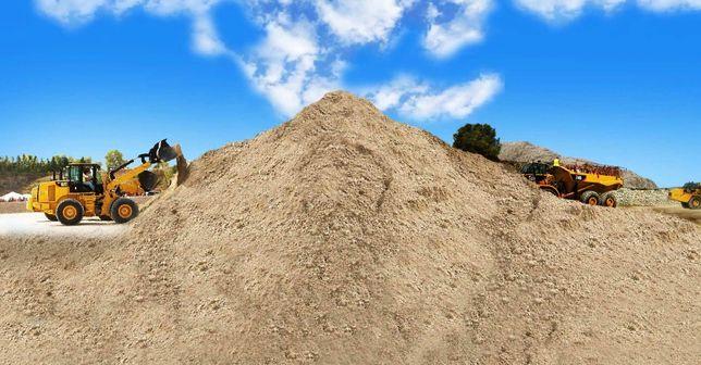 Щебень.Песок.