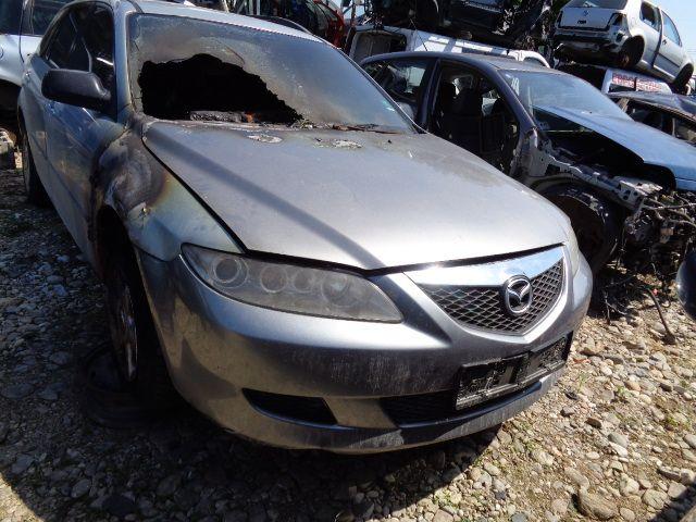 Mazda 6/Мазда 6 1.8 на части