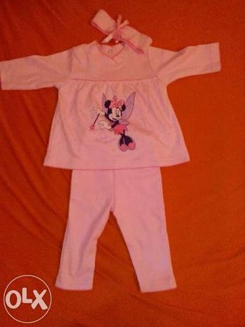 Бебешки комплект 3-6м,68 см