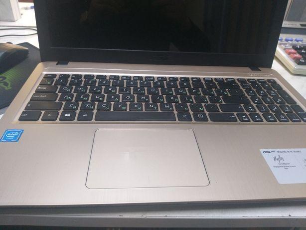 Asus ноутбук хорошом состоянии