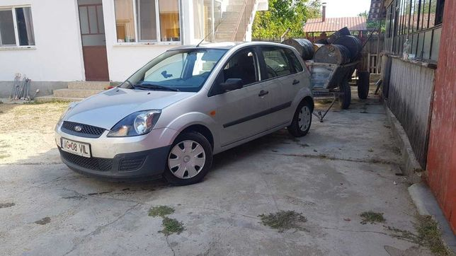 Ford Fiesta 1.4 TDCI