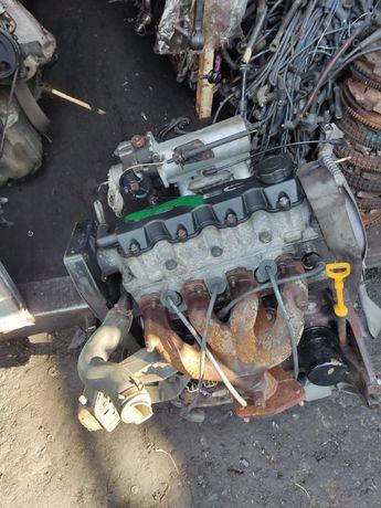 двигатель мотор daewoo nexia 1.5