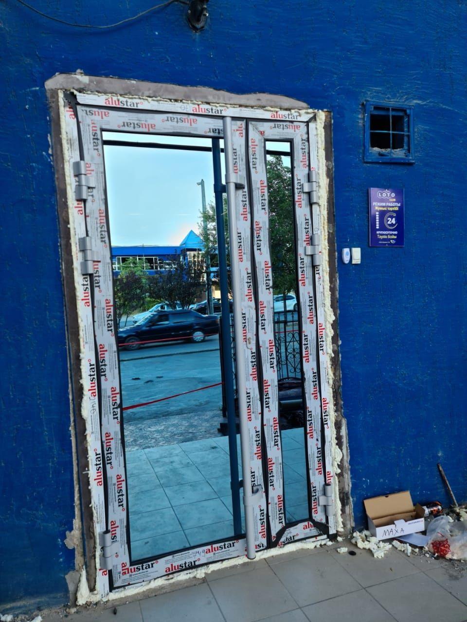 Пластиковые окна двери Витражи Перегородки Тёплая серия
