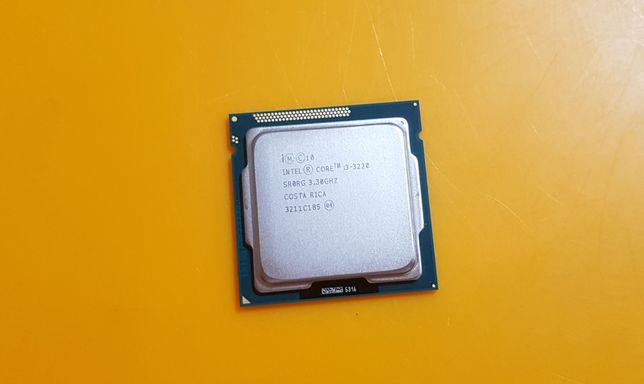 Procesor Intel Core i3-3220,3,30Ghz,3MB,Socket 1155 ,Gen 3,ivy bridge