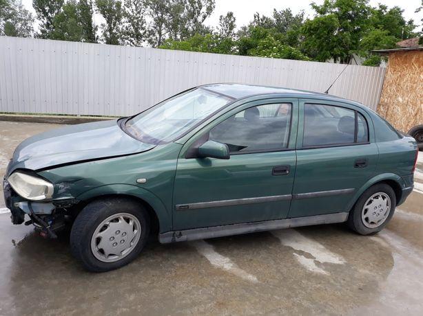 Dezmembrez  Opel Astra G 16i 8 v 2002 euro 4