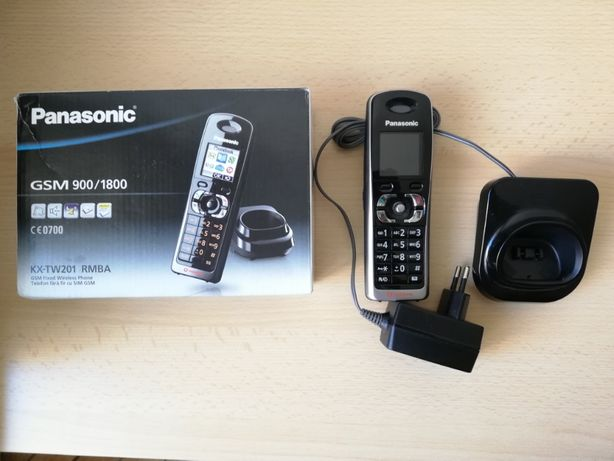 Telefon seniori GSM Panasonic KX-TW201 Vodafone