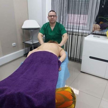 Ofer servicii de recuperare medicală și masaj