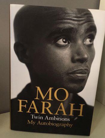 Книга MO Farah