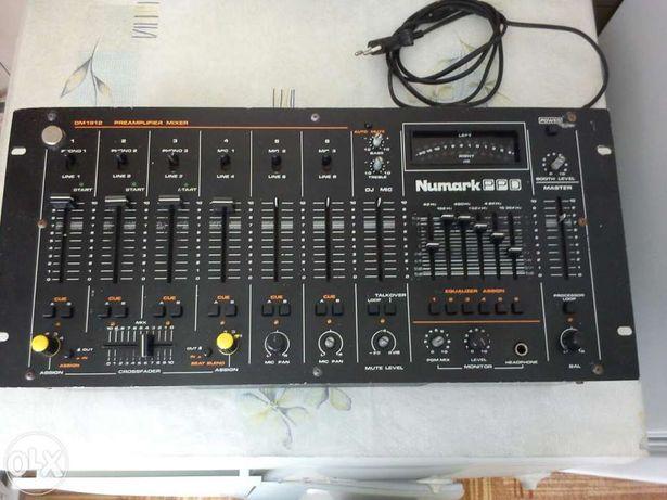 Mixer Audio schimb cu bicicleta!