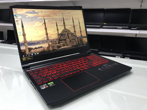 Ноутбук Acer Nitro - Ryzen 5 4600H/8ГБ/512ГБ/GTX 1650Ti