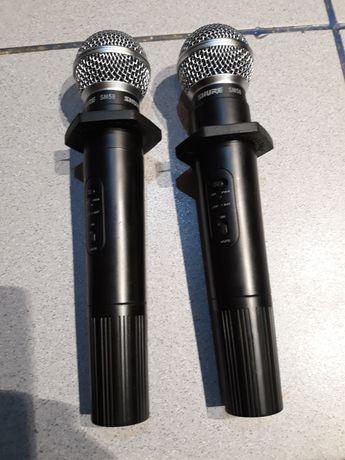 Microfon shure sm 58 wireless