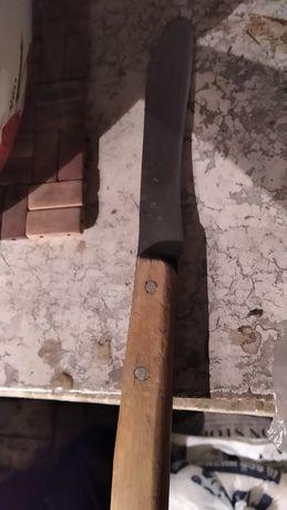 Продам кухонный нож, пепельницу советскую