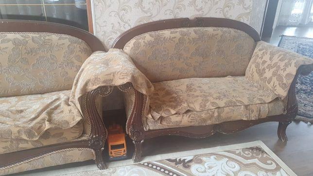 Диван, софа и кресла
