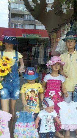 Детски манекени