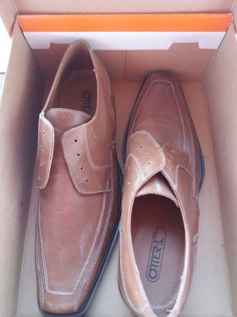 Pantofi piele 43