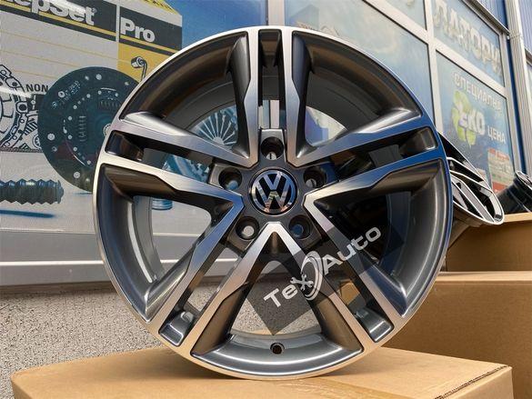 "Джанти за Фолксваген 17"" VW TRANSPORTER T5 T6 / MULTIVAN 1250kg"