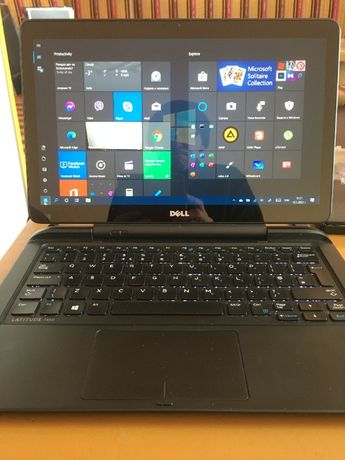 Dell Latitude 7350/Тъчскрийн/2 в 1/SSD 128Gb/RAM 4Gb/HD Graphics 5300