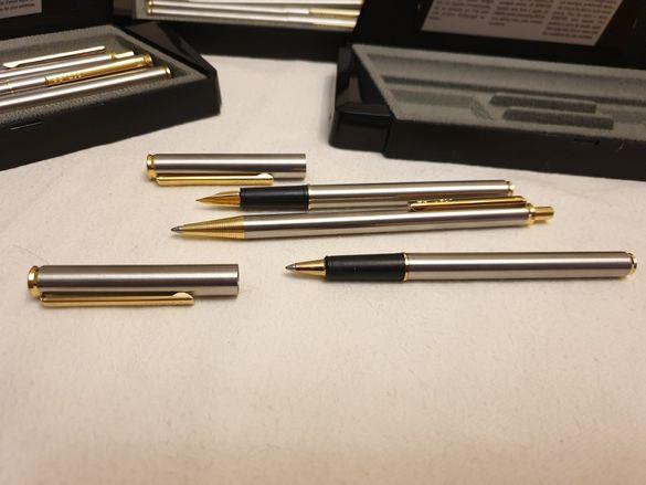 Комплекти две химикалки и една писалка Сенотор
