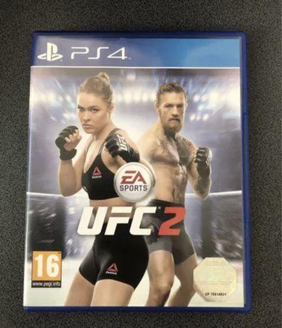 UFC 2 Playstation 4 ps4