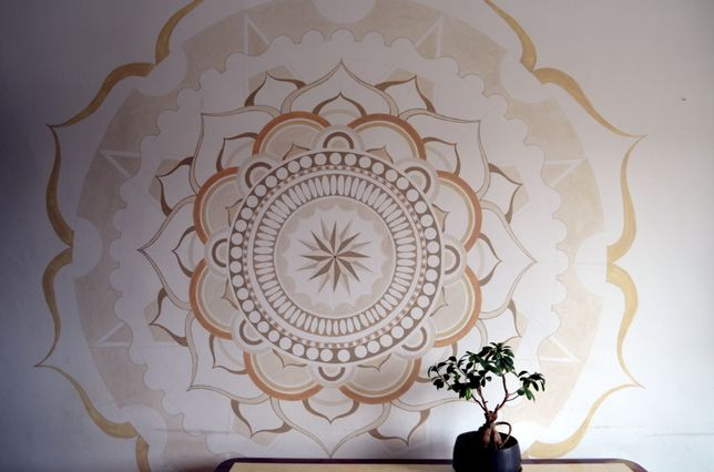 Pictura pe perete profesionala