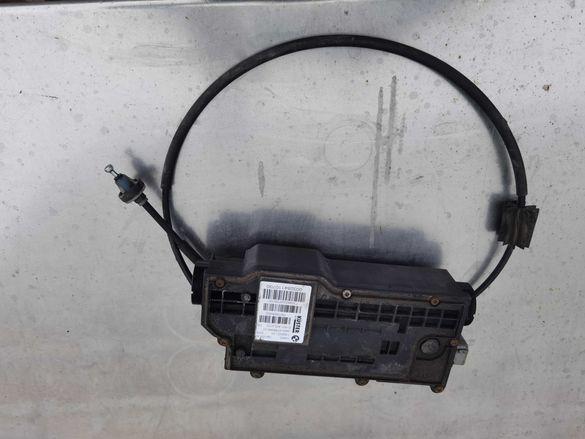 Модул  ръчна спирачка бмв Х5 Е70 Х6 Е71 серия BMW 7 F01-02 повреден