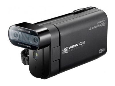 Продаются новые видеокамеры LG 3D Ful HD модель LG IC330