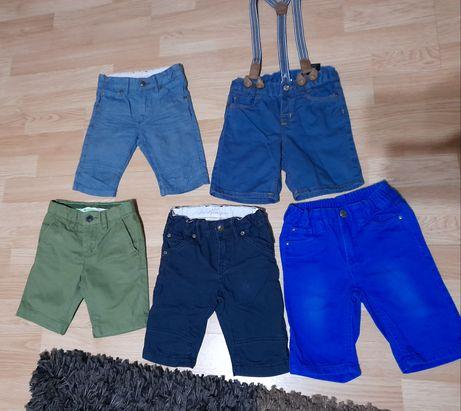 Lot pantaloni scurți h&m 92, 98