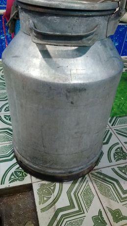 Фляга алюминиевая