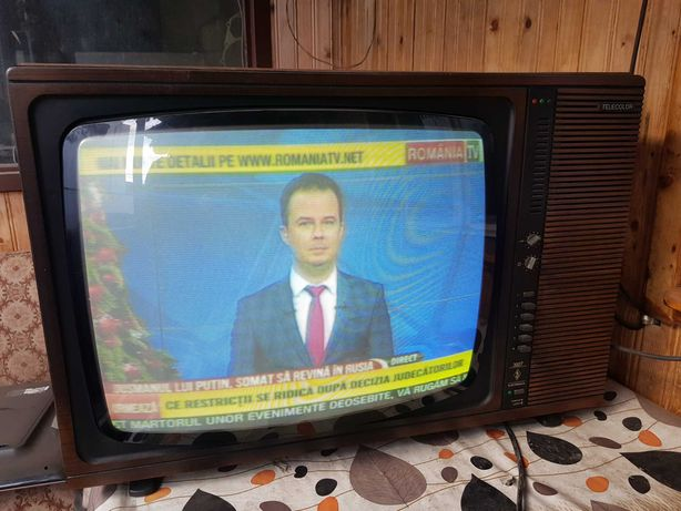 Vand TV Telecolor