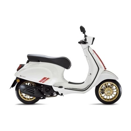 SCUTER Vespa Sprint 125 3V Racing Sixties '21