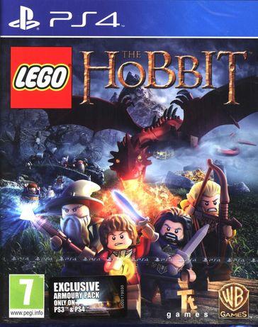 Игра LEGO The Hobbit (PS4), Playstation 4, Нова