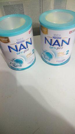 Продам смесь Нан NAN