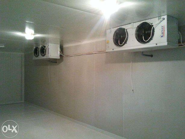 Camere frigorifice,camera frig,instalatie frig,tunel congelare