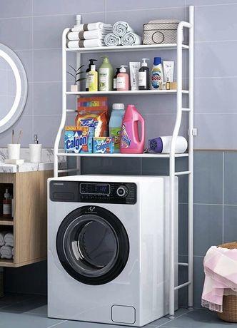 Полка-стеллаж над стиральной машинкой