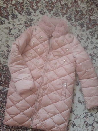 Зимняя куртка холофайбер