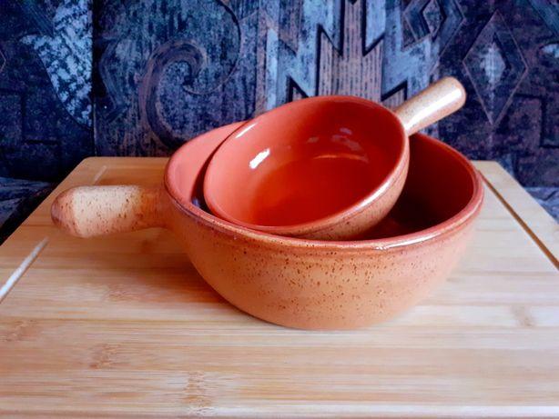 Vase din ceramica De Silva ( Fabricate in Italia )
