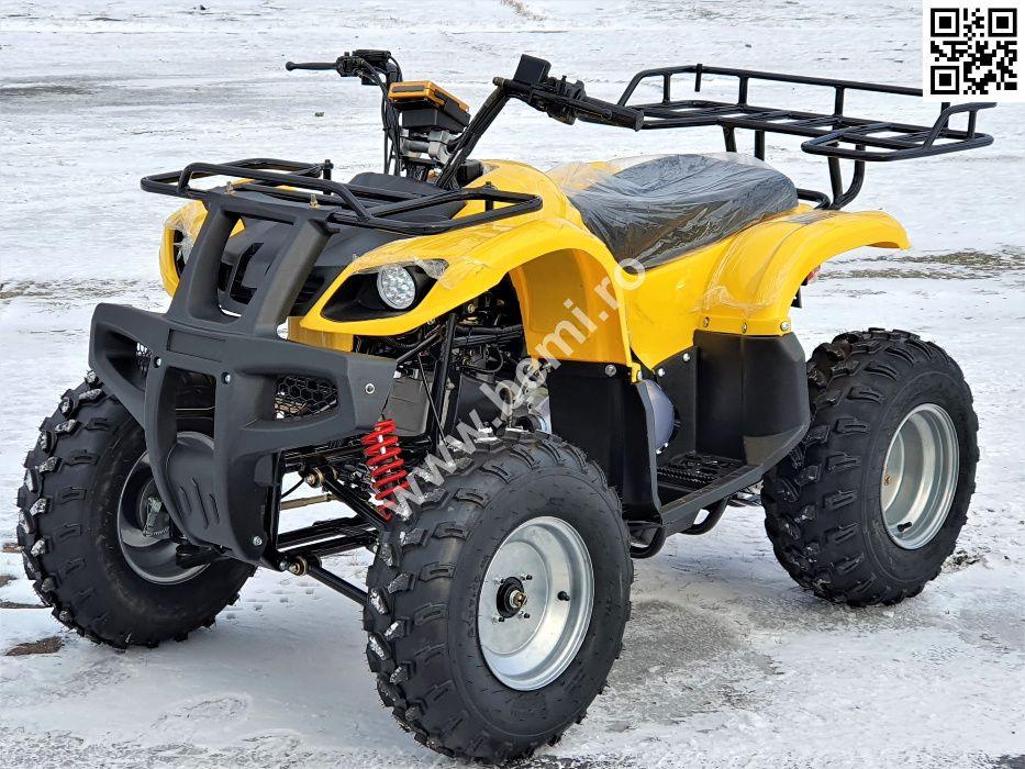 ATV BEMI 200CVT 0Km NOI 2020 model adulti +calig