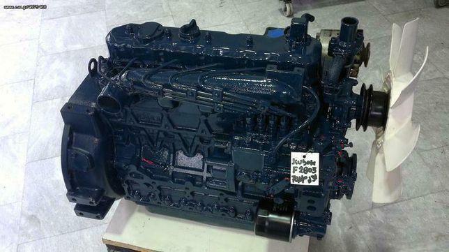 Motor second KUBOTA F2803 - stare foarte buna