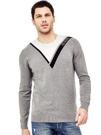 GUESS JEANS- S/M/XL/XXL размер - Оригинална мъжки пуловер