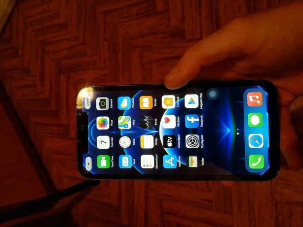 iPhone 12 pro max Pacific Blue piese recarosare