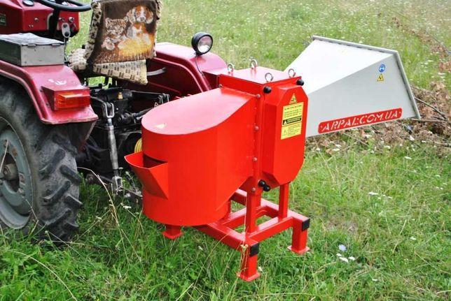 Tocator de crengi AM-80 PTO la tractor - livrare rapida in 2 zile